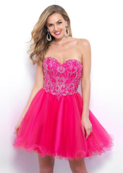 Beautiful Short Beaded Sweetheart Hot Pink Tulle A Line Homecoming Dress [Intrigue By Blush 362 Hot Pink] – $186.00 : Prom Dresses 2017,Wedding Dresses & Gowns On Sale,Buy Homecoming Dresses From Ailsadresses.com