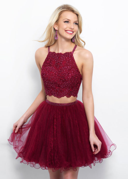 Cute Lace Beaded Halter Two Piece Criss Cross Back Sangria Homecoming Dress [Blush 11361 Sangria] – $188.00 : Prom Dresses 2017,Wedding Dresses & Gowns On Sale,Buy Homecoming Dresses From Ailsadresses.com