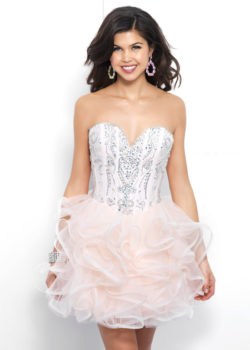Lovely Ruffled Structured Bodice Lace Up Back Ballet Pink Prom Dress [Blush 11380 Ballet Pink] – $192.00 : Prom Dresses 2017,Wedding Dresses & Gowns On Sale,Buy Homecoming Dresses From Ailsadresses.com