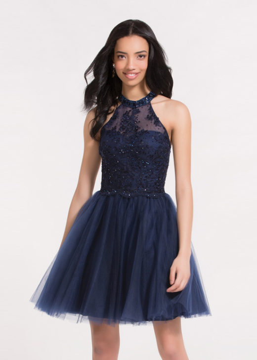 2017 Hot Sale Navy Blue Embroidered Corset Lace Up Back Homecoming Dress [Alyce 2644 Navy Blue] – $188.00 : Prom Dresses 2017,Wedding Dresses & Gowns On Sale,Buy Homecoming Dresses From Ailsadresses.com